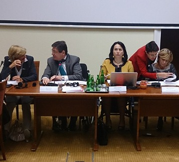 Parliamentary event in Poland: 'The faces of MS' | EMSP