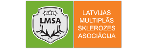 Latvian MS Society logo