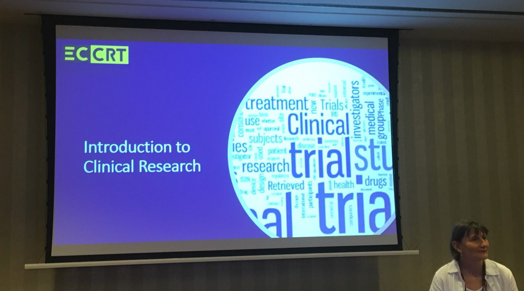 European Centre for Clinical Research Training (ECCRT)