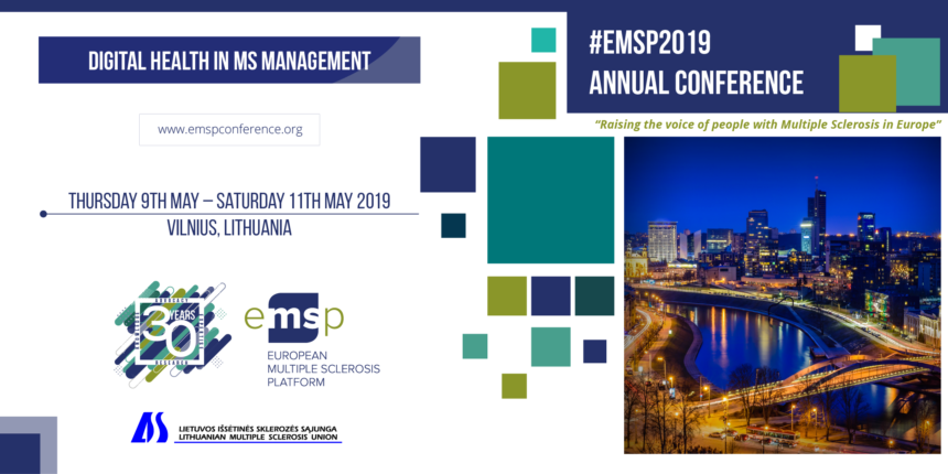 EMSP 2019 Annual Conference: 9–11 May, Vilnius, Lithuania