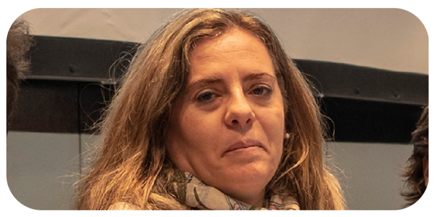 Mrs. Ana Isabel López Rivera, new President of AEDEM-COCEMFE