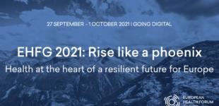 European Health Forum Gastein event banner 2021